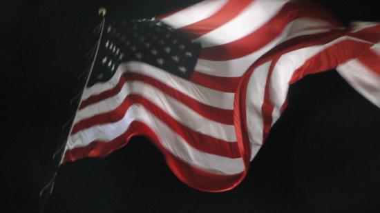 AMERICANO FLAG